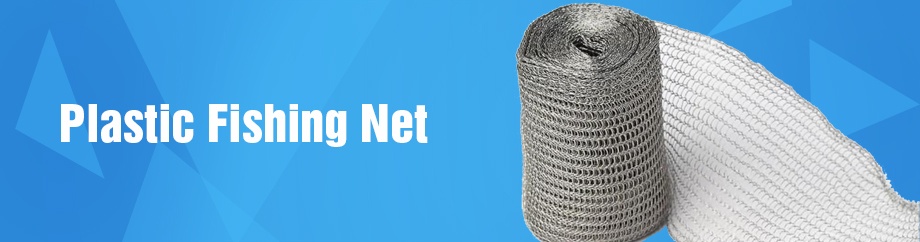 Plastic Fishing Net